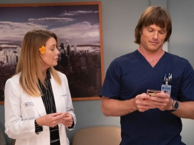 'Grey's Anatomy': Meredith's Love Triangle Intensifies as She Bonds With Link
