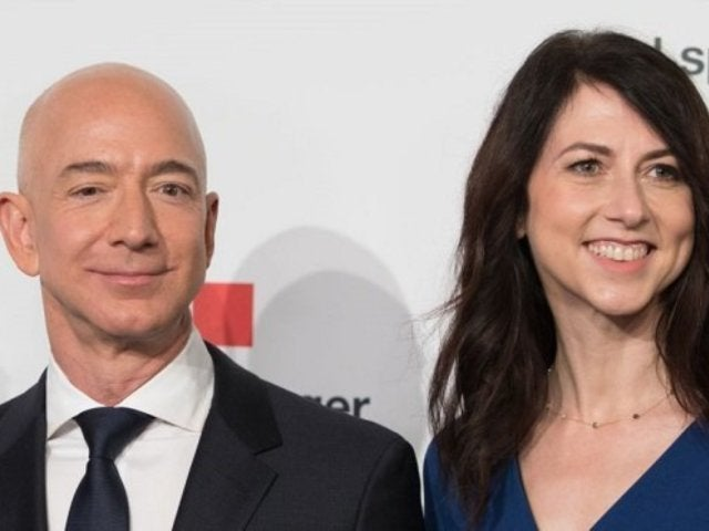 Amazon CEO Jeff Bezos and Wife Mackenzie Split After 25 Years of Marriage