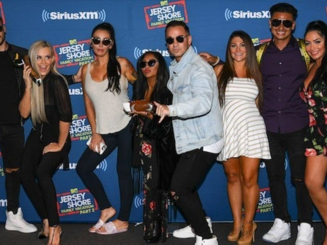 'Jersey Shore' Cast Congratulates Deena Cortese Following Birth of Baby Boy