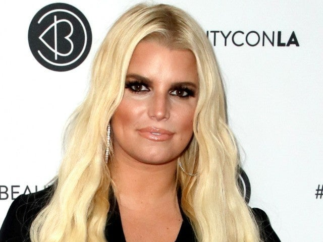 Jessica Simpson Posts Photo of Baby Birdie, and It's All Dimples