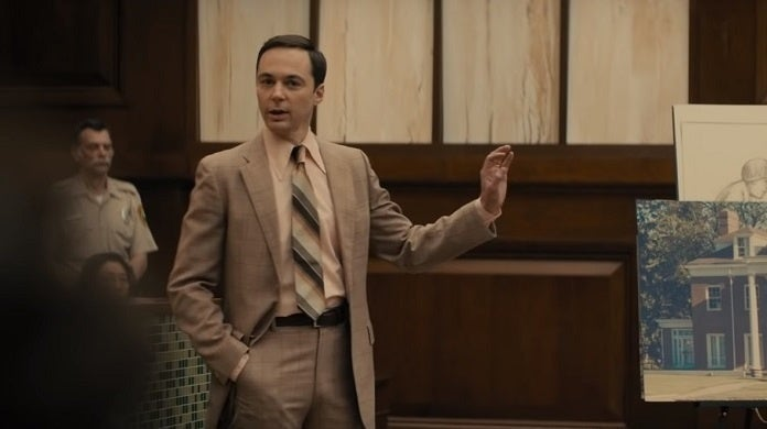 jim parsons ted bundy movie screenshot crop