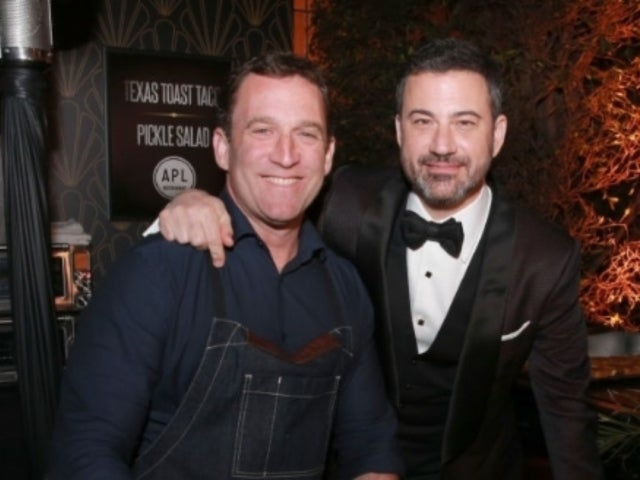 Celebrity Chef Adam Perry Lang Arrested at Jimmy Kimmel's House