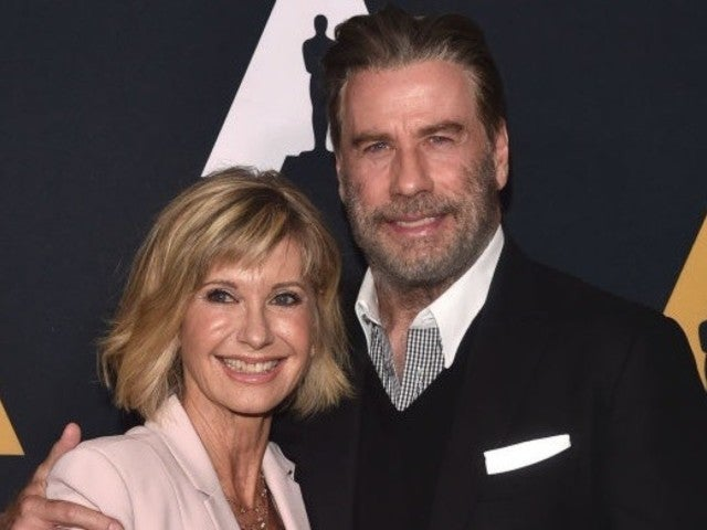 John Travolta Offers Health Update on 'Grease' Co-Star Olivia Newton-John