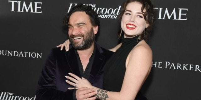 johnny galecki alaina meyer getty images 2019