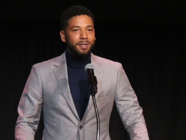 Jussie Smollett Spotted for First Time Since Arrest