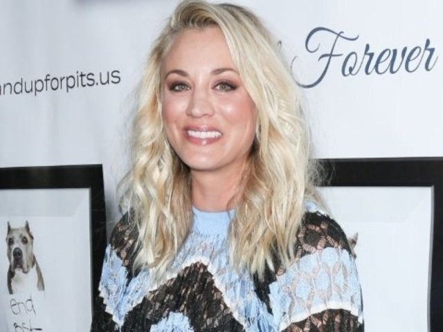 'Big Bang Theory's Kaley Cuoco Responds After Being Criticized for Not Standing for Carol Burnett's Golden Globes Speech