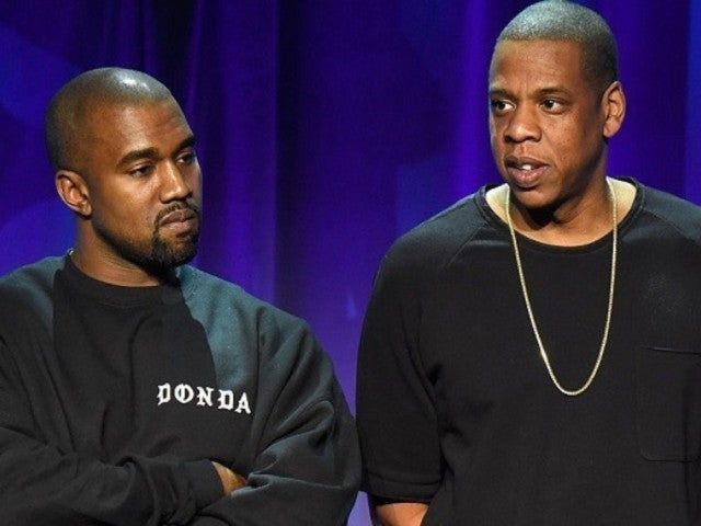 Kanye West Sues Jay-Z's Record Label Roc-a-Fella Records, EMI