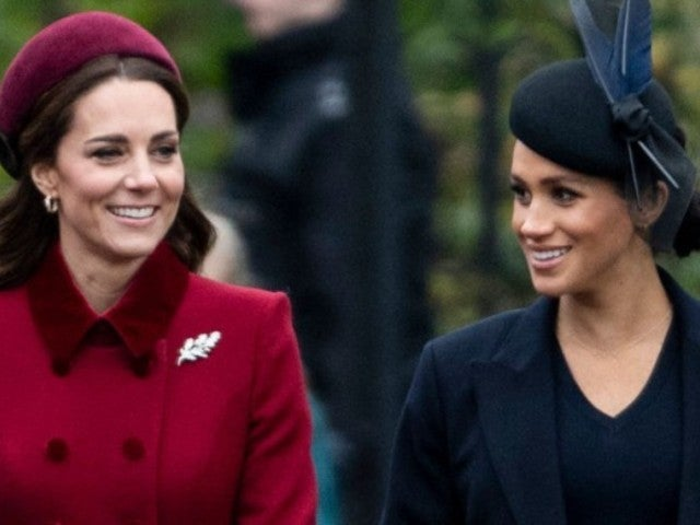 Prince Charles Reportedly Ends Feud Between Duchesses Kate Middleton and Meghan Markle