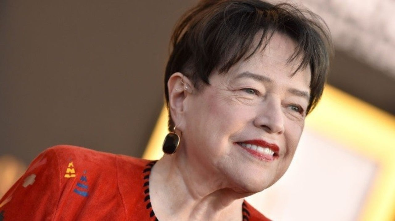 Watch Kathy Bates video