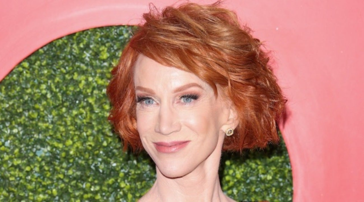 Kathy Griffin Stirs Social Media With Tweet About Melania Trump During Rnc F This B