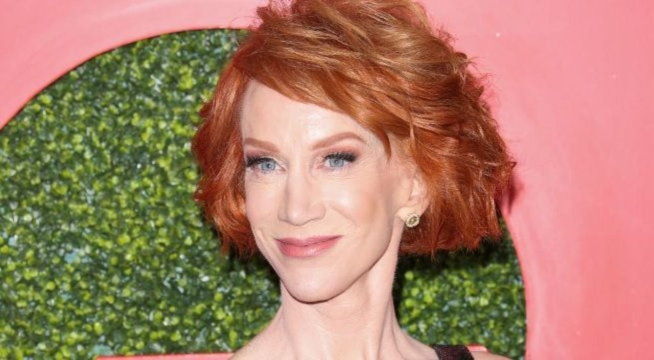 kathy griffin lays into cnn over reportedly backing out of hiring
