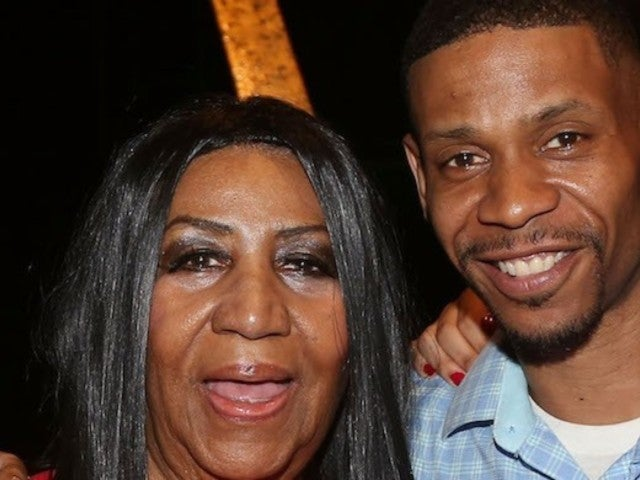 Aretha Franklin's Son Kecalf Franklin Arrested for DUI