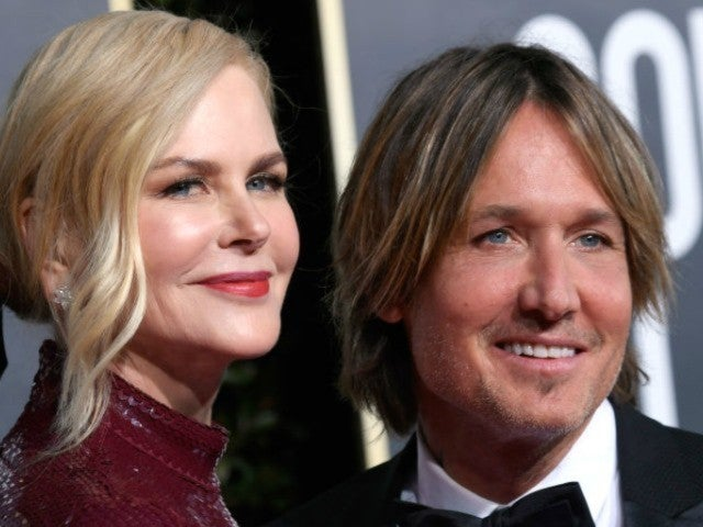 Keith Urban's Reaction to the 'Flu Shots' at the Golden Globes Had Twitter Cracking Up