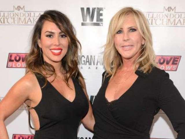 Vicki Gunvalson Withdraws Defamation Lawsuit Against 'RHOC' Co-Star Kelly Dodd