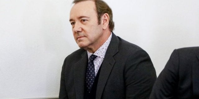 kevin spacey court getty images
