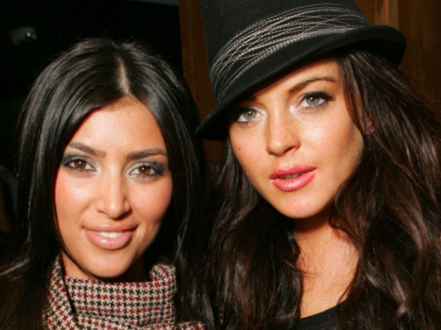 Lindsay Lohan Addresses Kim Kardashian Comment About Her Accents