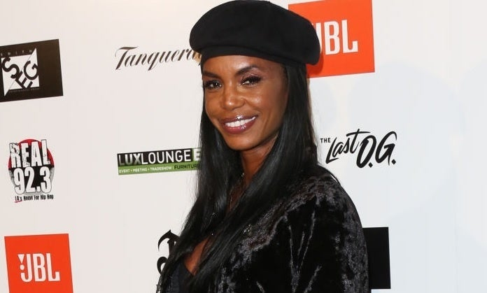 kim porter getty images
