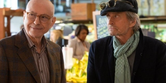 Netflix Renews 'The Kominsky Method' for Season 2