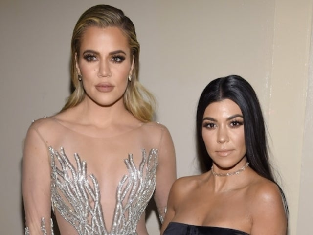 Khloe Kardashian Says Sister Kourtney 'Ruined' Her Oscars Night