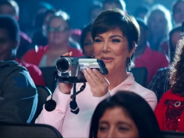 Kris Jenner Steals the Spotlight in Ariana Grande 'Thank U, Next' Bloopers