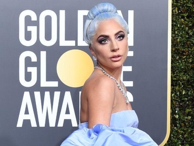 Golden Globe Winner Lady Gaga's Dress Was Seemingly a Nod to Judy Garland's Version of 'A Star Is Born'