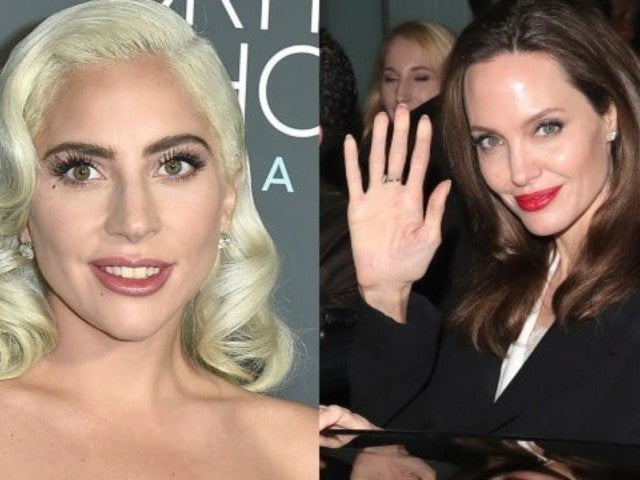Rumors Swirl of Angelina Jolie and Lady Gaga Making a 'Cleopatra' Movie