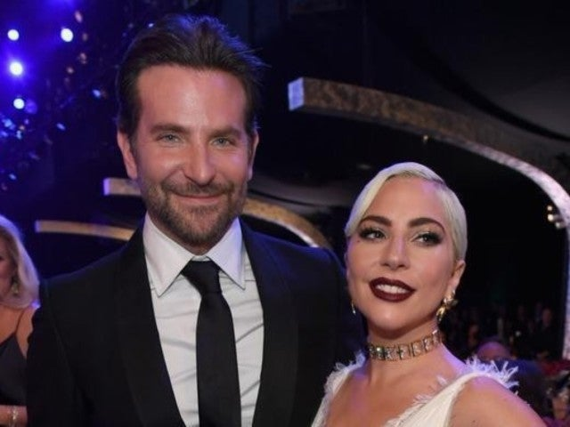 Bradley Cooper and Lady Gaga: Resurfaced Lipstick Stain Photo Fuels Romance Speculation