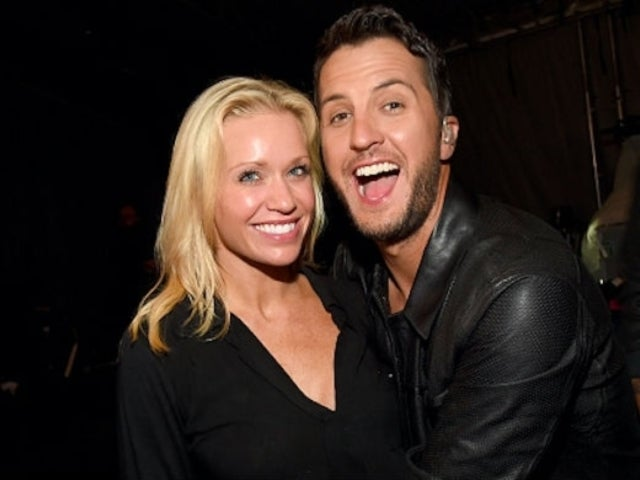 Luke Bryan's Wife Caroline Celebrates Valentine's Day in Bed With the Flu