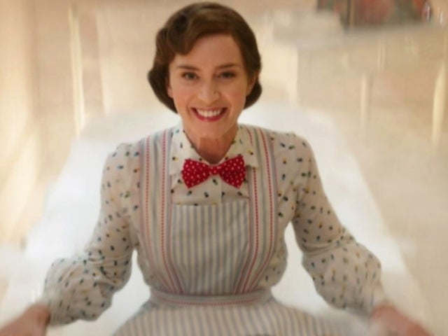 Behind-the-Scenes Footage of the 'Mary Poppins Returns' Bathtub Scene Is Blowing People's Minds