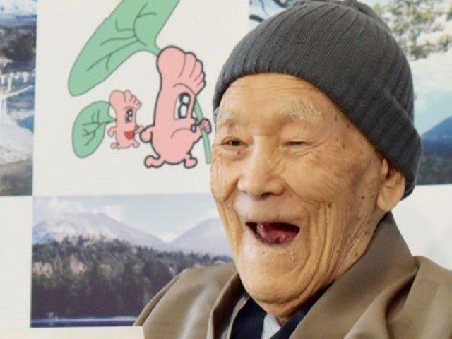 World's Oldest Man Masazo Nonaka Dead at 113