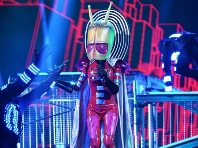 'The Masked Singer': Which Celebrity Is Behind Alien?