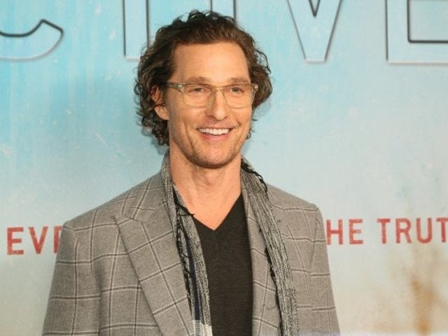 Matthew McConaughey Visibly Flustered When Discussing Full Frontal Movie Scenes