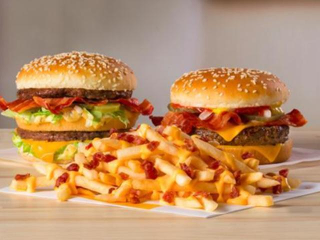 McDonald's Menu Adds Bacon to Big Mac, Quarter Pounder and Fries