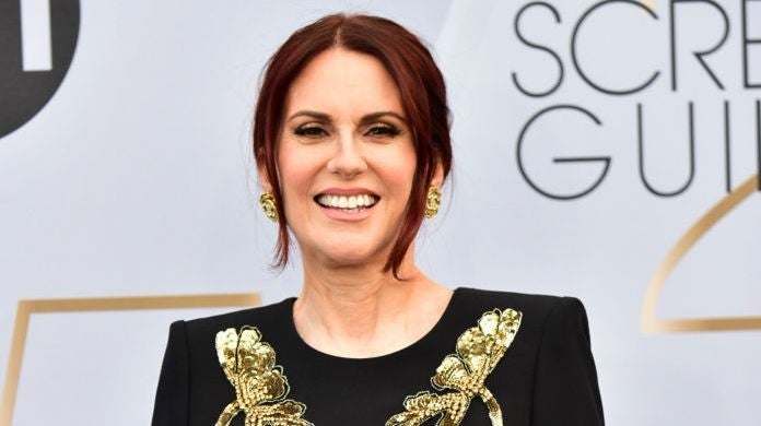 megan mullally sag awards