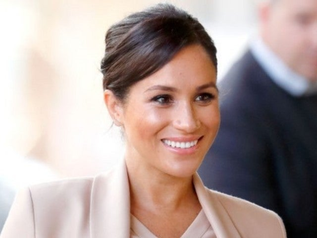 Watch Meghan Markle's First TV Interview Since Stepping Down From Royal Duties