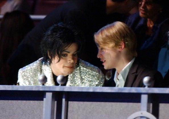 Michael and Culkin