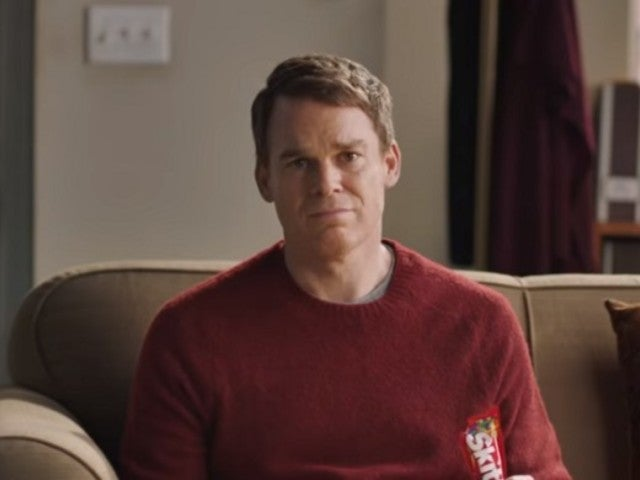 Skittles Super Bowl LIII Commercial to Feature Michael C. Hall in a Broadway Show