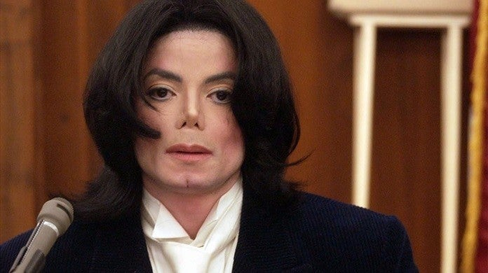 michael jackson 2002 getty images