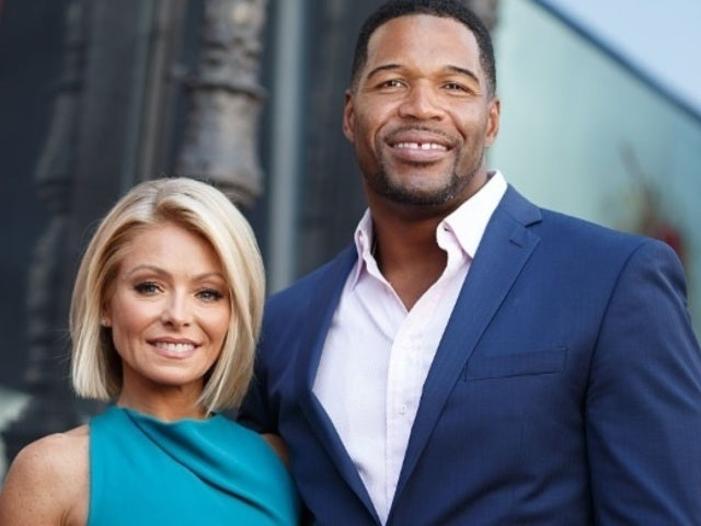 Michael Strahan Seemingly Throws Major Shade at Kelly Ripa Following 'Live' Exit