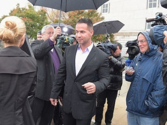 'Jersey Shore' Star Mike 'The Situation' Sorrentino Begins Prison Sentence for Tax Evasion Charges