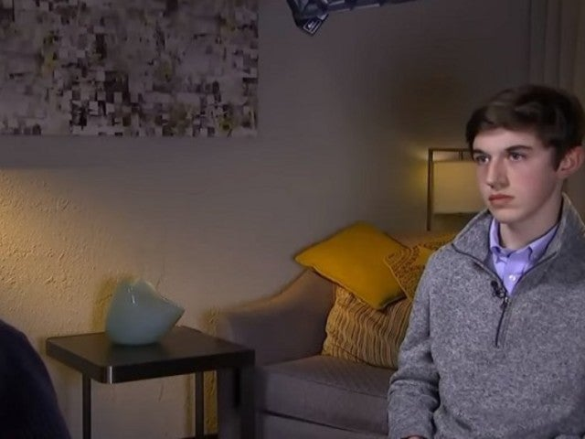 Nicholas Sandmann, Kentucky Teenager in Viral Video, Interviewed on 'Today' With Savannah Guthrie