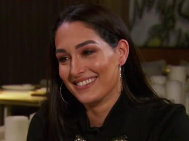 Nikki Bella and 'Dancing With the Stars' Pro Artem Chigvintsev Flirt Over Lunch During 'Total Bellas'