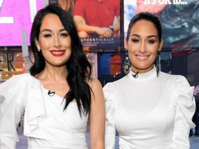 'Total Bellas' Star Nikki Bella Reveals Sister Brie Is Pushing Her to Get on Dating Apps