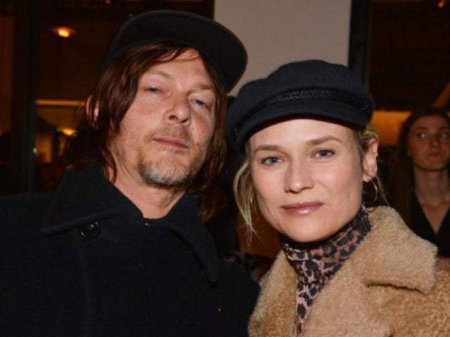 'Walking Dead' Star Norman Reedus Reveals Rare Photo of His Infant Daughter