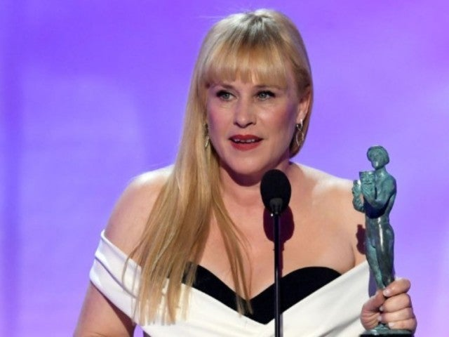 Patricia Arquette Thanks Robert Mueller in Her SAG Awards Acceptance Speech