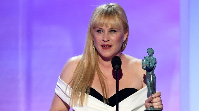patricia arquette sag awards kevin winter