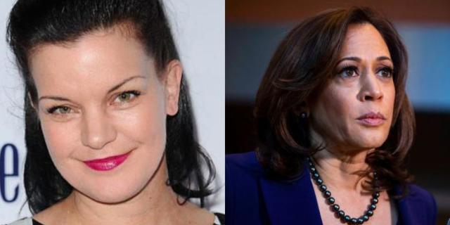 NCIS Alum Pauley Perrette Endorses Kamala Harris For