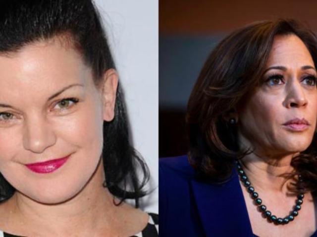 'NCIS' Alum Pauley Perrette Endorses Kamala Harris for President