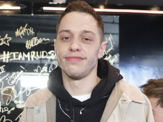 'SNL' Star Pete Davidson Spotted Holding Hands With Kate Beckinsale at Afterparty