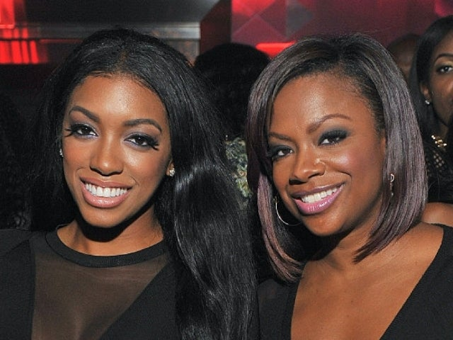 'RHOA' Star Porsha Williams Cries 'Setup' After Being Kicked out of Kandi Burruss' Party